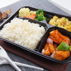 Packet / Bento Menu