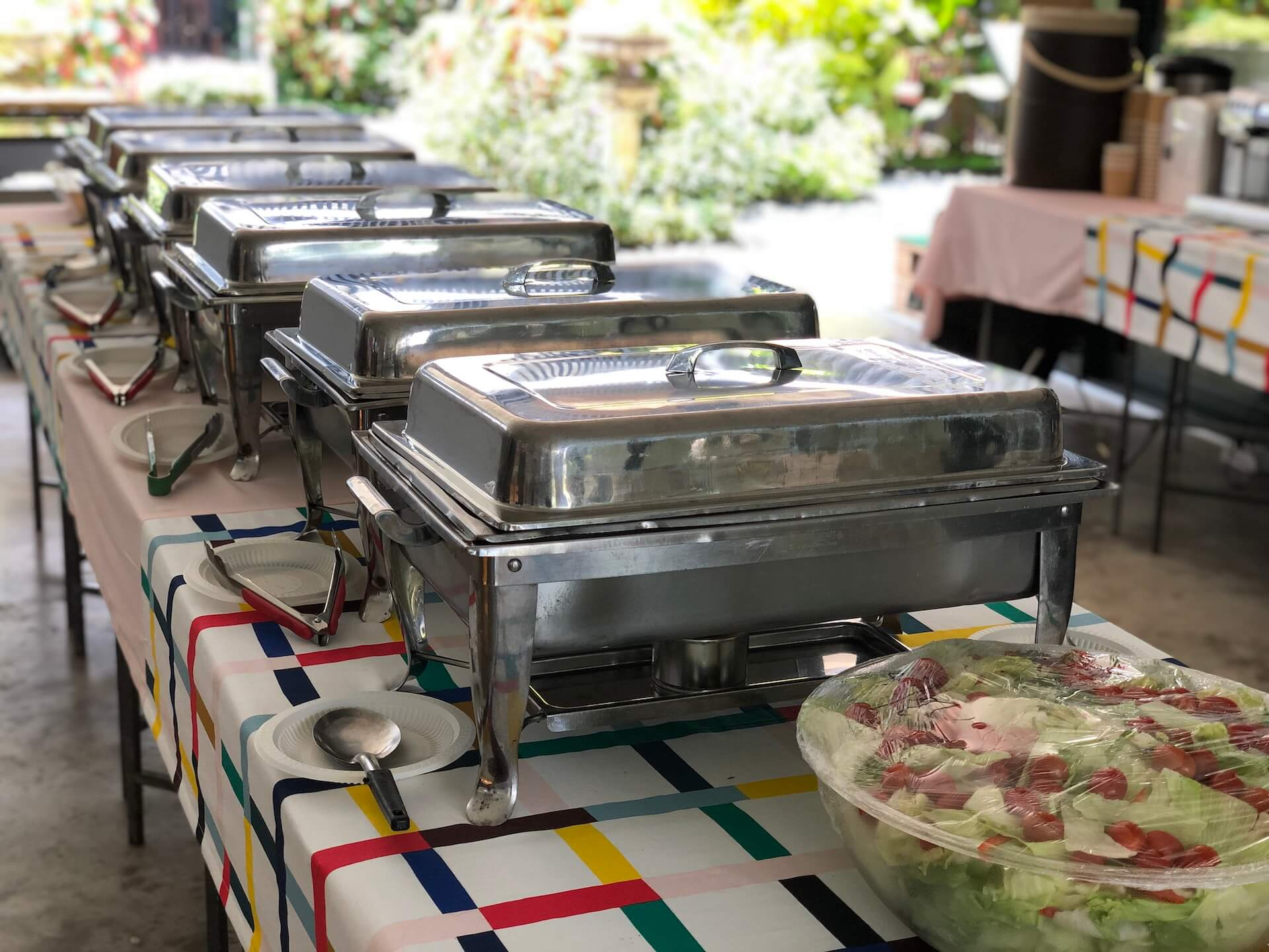 Our Buffet Catering Services