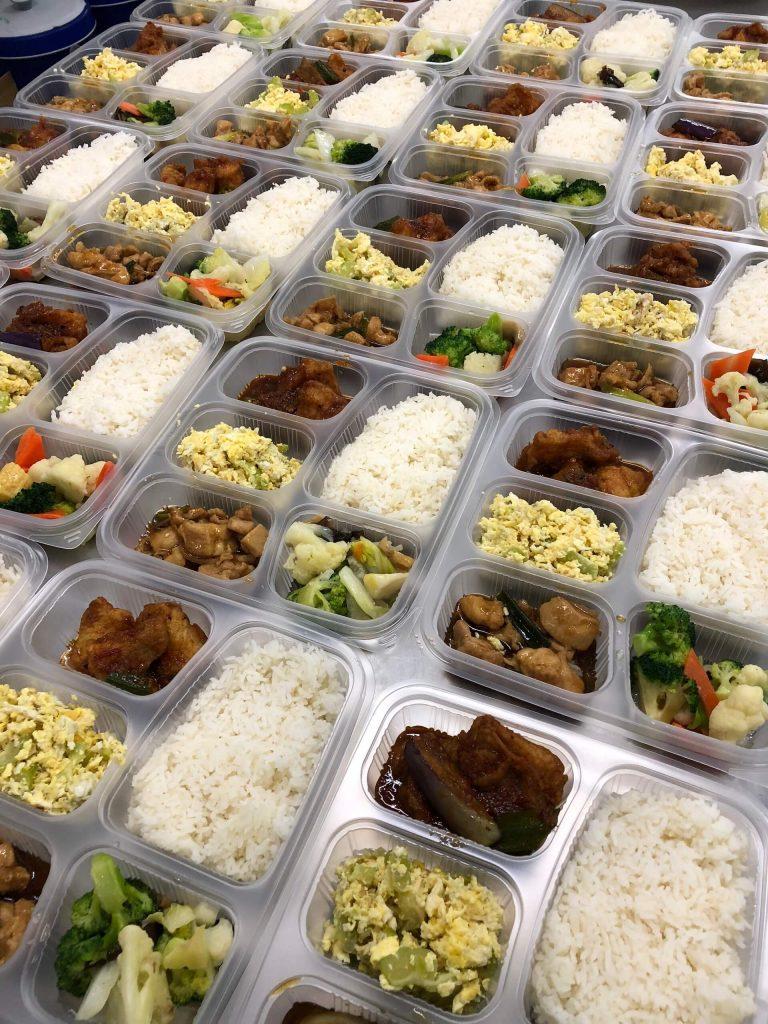 bento catering Singapore